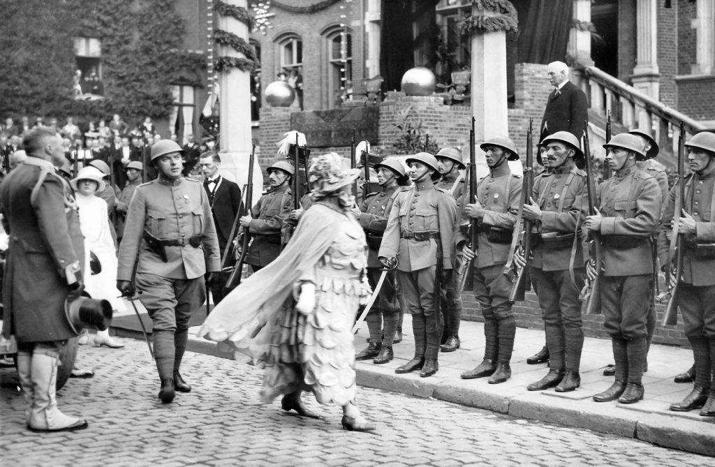 Erewacht Vrijwillige Landstorm 1927 Heerlen