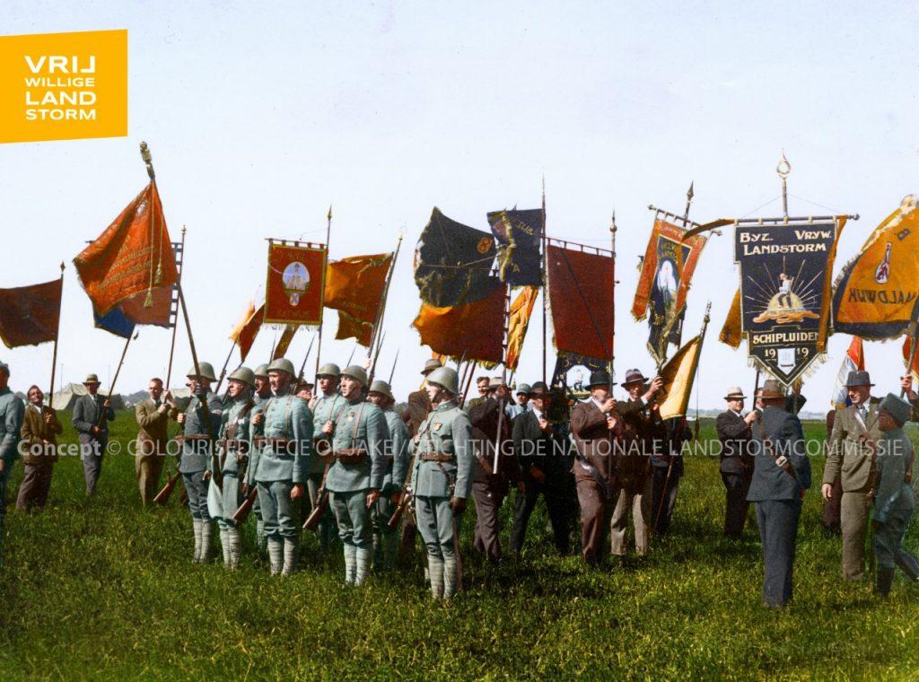 Landdag Zuid-Holland West op 3 juni 1939