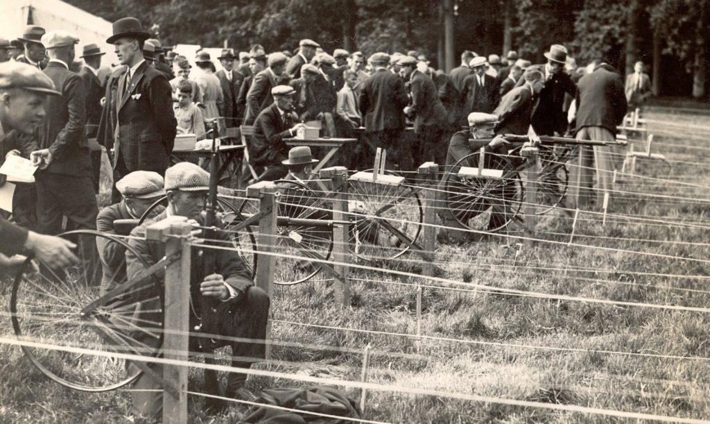 Schietwedstrijd Landdag Barneveld 1935