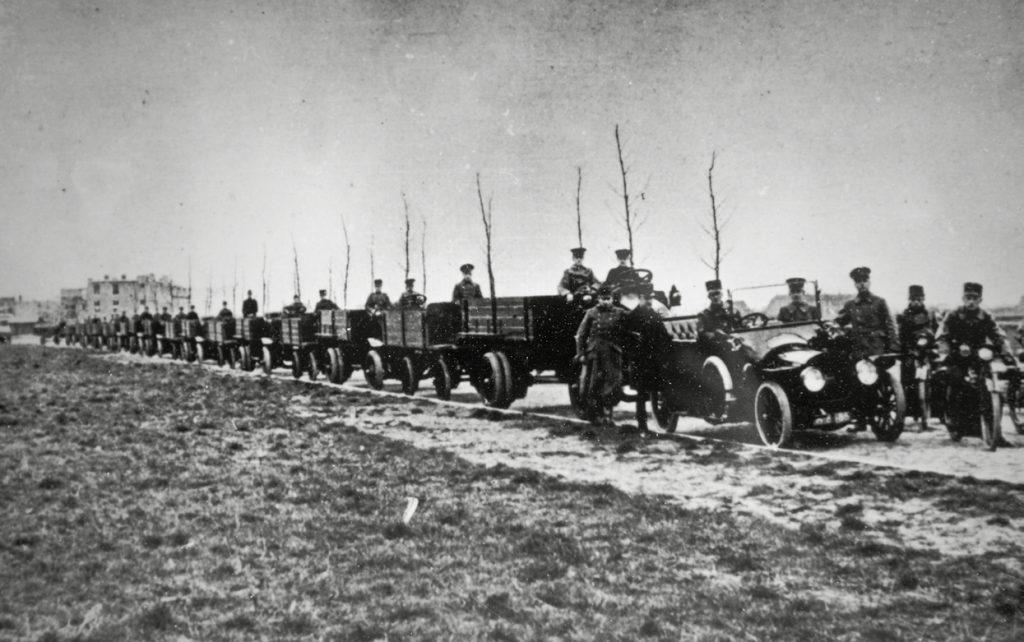 Vrijwillig Landstormkorps Motordienst