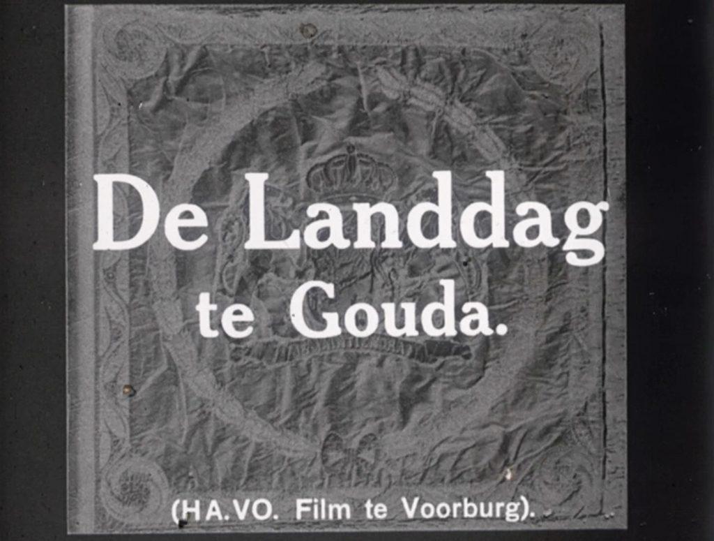 Landdag Gouda 1936