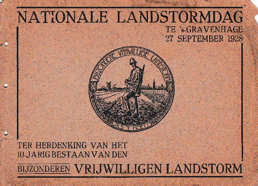 Nationale Landstormdag 1928