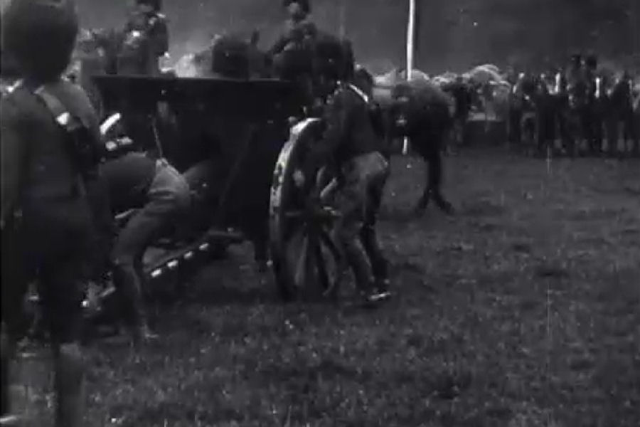 Landdag Delden – 1925
