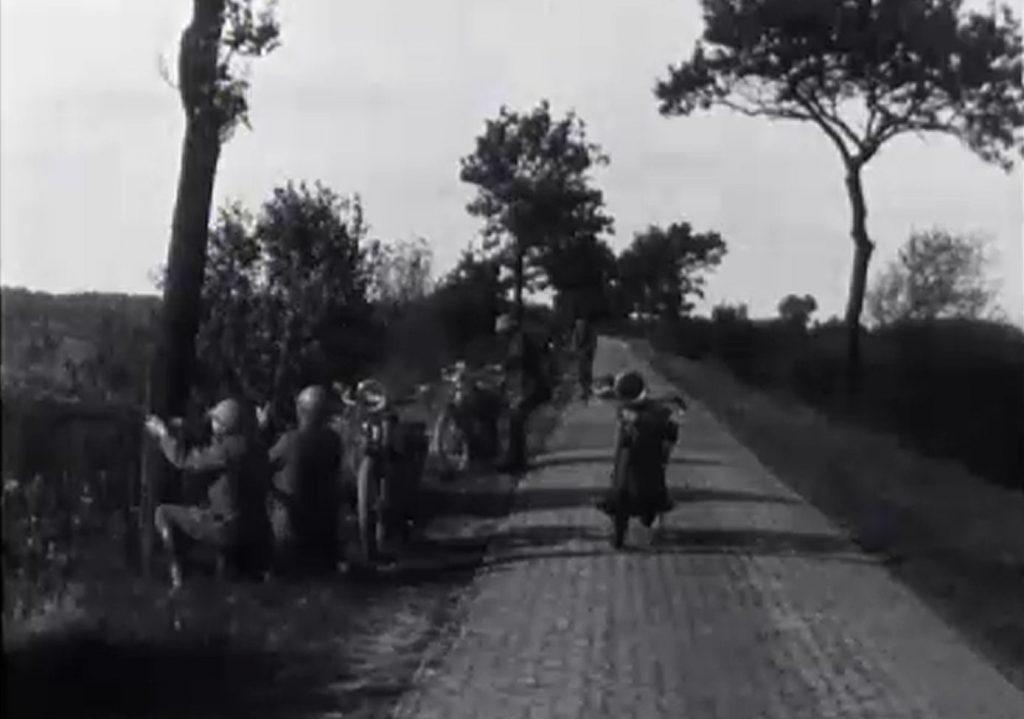 Oefening VLSK Motordienst Friesland – 1926